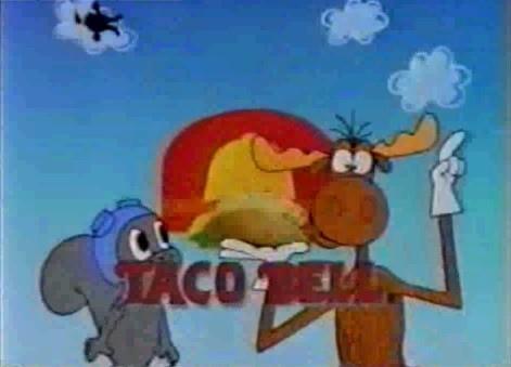 Taco & Bullwinkle